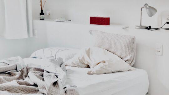 Gode ideer til at opnå et bedre miljø i soveværelset